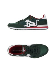 Drunknmunky Low Tops And Trainers Dark Green