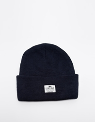 Penfield Classic Beanie Hat Navy