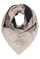 Guess Paxton Scarf Nude Multi Beige