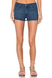 James Jeans Sugar Short Forever Blue Polka Dot