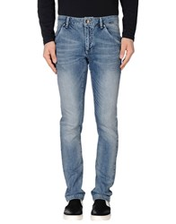 Guess By Marciano Denim Denim Trousers Men Blue