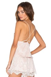 Style Stalker Island Of Love Cami Beige