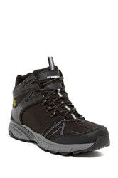 Khombu Wager Lightweight Hiker Boot Black