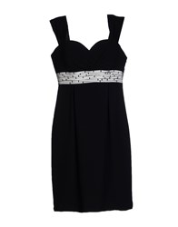 Renato Balestra Dresses Short Dresses Women Black