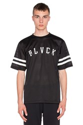 Black Scale Storey T Shirt Black