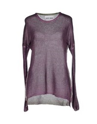 Brand Unique Sweaters Mauve
