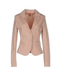 Imperial Star Imperial Suits And Jackets Blazers Women Light Pink
