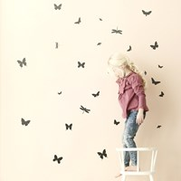 Ferm Living Mini Butterflies Wall Sticker