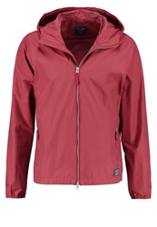 Abercrombie And Fitch Summer Jacket Red
