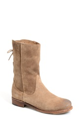 Vintage Shoe Company 'Erin' Pull On Boot Women Cork Suede