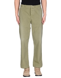 Bellerose Casual Pants Military Green