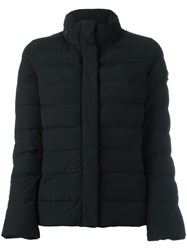 Peuterey High Neck Jacket Black