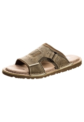 Skechers Golson Sandals Stone Grey