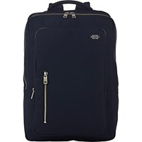 Jack Spade Men's Zip Around Cargo Backpack Navy