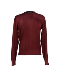 Red5 Topwear Sweatshirts Men Maroon