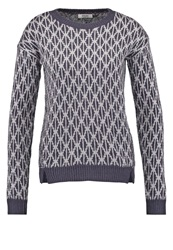Kiomi September Jumper Graphit Dark Blue