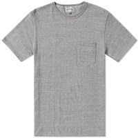 Spellbound Loopwheel Pocket Tee Grey
