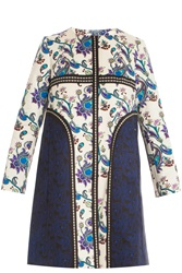 Mary Katrantzou Iona Coat Multi