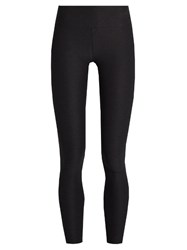 Outdoor Voices X A.P.C High Rise Performance Leggings Charcoal