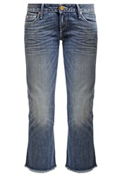 True Religion Bootcut Jeans Blue Blue Denim