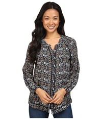 Tolani Lyric Top Hathi Women's Clothing Multi