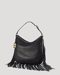 Lauren Ralph Lauren Hobo Fleetwood Black
