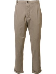 Closed Classic Chinos Brown