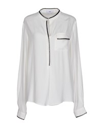 Suncoo Shirts Blouses Women White