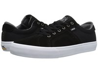 Lakai Flaco Black Grey Suede Men's Skate Shoes