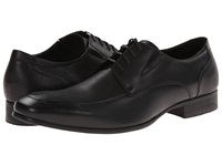 Kenneth Cole Reaction Shoe Polish Black Leather Men's Lace Up Casual Shoes