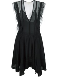 Vanessa Bruno 'Eva' Dress Black