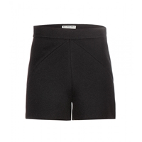 Balenciaga Textured Shorts