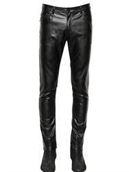 Tom Rebl 16.5Cm Faux Leather Jeans