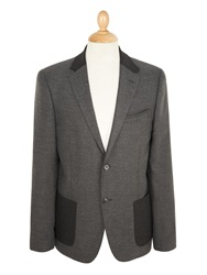 Peter Werth North Single Breasted Blazer Grey
