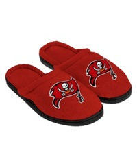 Forever Collectibles Tampa Bay Buccaneers Cupped Sole Slippers