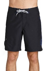 Men's Bench. 'Orator' Board Shorts Jet Black