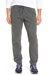 Patagonia Men's Synchilla Fleece Pants Nickel Navy Blue