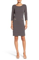 Chetta B Women's Stripe Sweater Dress