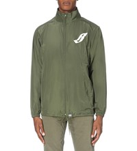 Billionaire Boys Club Wealth Camp Shell Jacket Olive