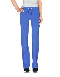 Vdp Club Trousers Casual Trousers Women Blue