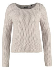 Marc O'polo Jumper Frosted Grey Beige