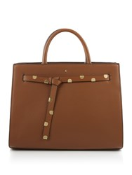 Nica Selma Large Grab Tote Bag Tan