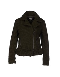 Cycle Jackets Military Green