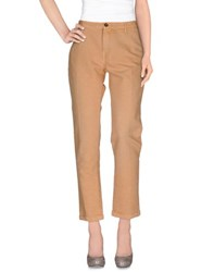 Pence Trousers Casual Trousers Women Ochre