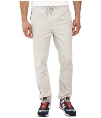 Calvin Klein Jeans Snappy Poplin Travel Pant Transparent Men's Casual Pants Clear