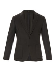 Paul Smith Wool And Cashmere Blend Blazer