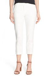 Women's Vince Camuto Front Zip Crop Pants