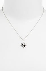 Kwiat 'Mollie Faith' Star Pendant Necklace Metallic Gold