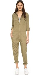 Citizens Of Humanity Tallulah Jumpsuit Beach Dune