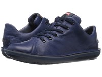 Camper Beetle Lo 18648 Navy 1 Men's Lace Up Casual Shoes